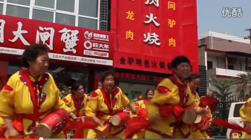 2014年王氏阳澄湖大闸蟹西安永新店隆重开业