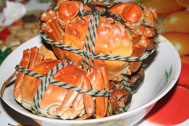 大闸蟹蟹名品的由来