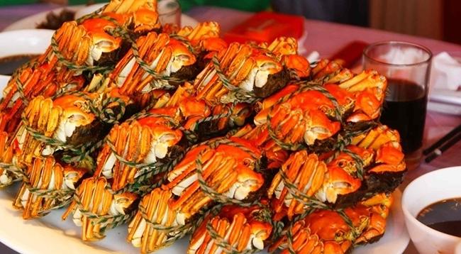 大闸蟹蟹宴