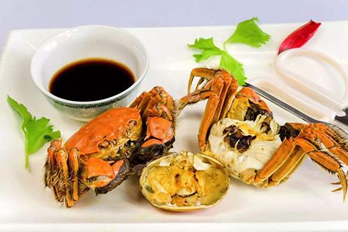 阳澄湖大闸蟹的营养价值
