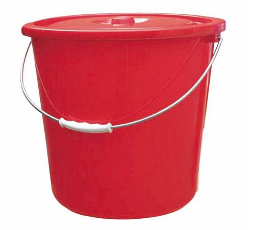 塑料桶保存大闸蟹