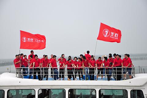 王氏阳澄湖大闸蟹养殖基地