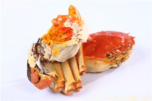 野山椒焖蟹的做法