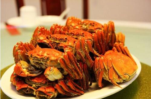 吃大闸蟹的季节