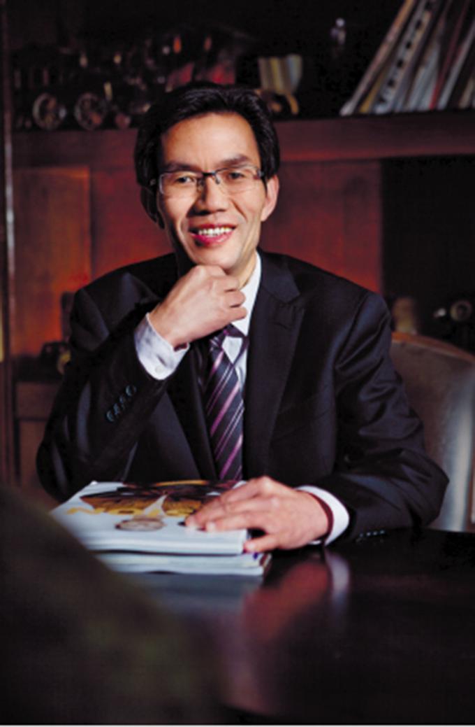 王氏只为那只蟹-董事长 -王志强