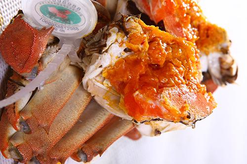 大闸蟹蟹膏