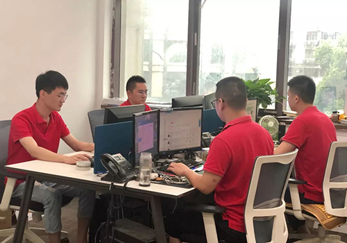 王氏电商团队图