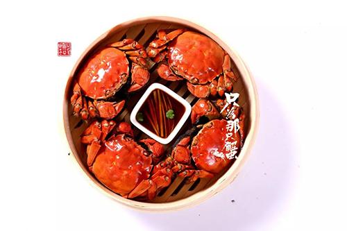 王氏大闸蟹今日上市尝鲜,吃好蟹还等月底