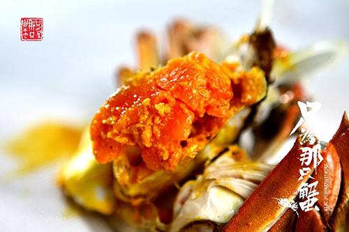 蟹语-如何区分公母蟹,活蟹又该怎样保存?